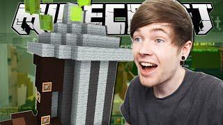 Download Minecraft | EPIC TRASH CAN!! | Build Battle Minigame Video