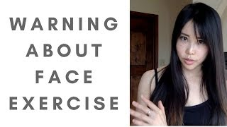 Download Warning about face yoga exercises | The importance of stretching skin Video