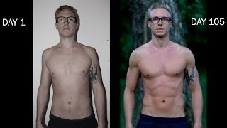 Download 105 DAYS BODY TRANSFORMATION - How Freeletics Changed My Life Video