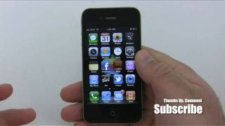Download iPhone 4 Tips - Top 10 Must-Have Apps Video