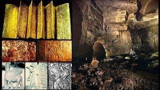 Download ″Biblioteca de Oro″ descubierta en cuevas construidas por Gigantes Video