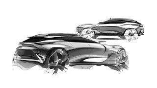 Download Car Sketch & Design(313th Demonstration) Video