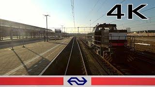 Download CABVIEW HOLLAND Deventer - Schiphol - Hoofddorp Opstel VIRM 2018 Video