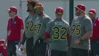Download Eric Weddle Mic'd Up At 2017 Pro Bowl | Wired | Baltimore Ravens Video