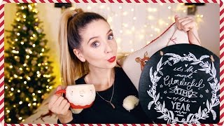 Download Christmas Homeware, Clothing & Accessories Haul | Zoella Video