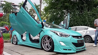 Download Hyundai elantra modificado con suspension de aire. Tass Loco507 Video