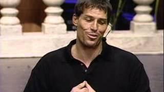 Download Tony Robbins Best Video Iv seen - Seminar Story Live (RARE) Video