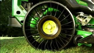 Download The new MICHELIN® X® TWEEL® TURF™ exclusively on John Deere ZTrak™ 900 Series Mowers Video