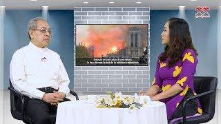 Download Sự kiện nhà thờ Đức Bà Paris bị cháy: Lm Inhaxiô Hồ Văn Xuân chia sẻ cảm xúc Video
