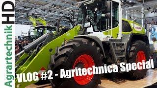 Download AGRITECHNICA 2017 | Der Tag davor | VLOG #2 | Fendt Claas John Deere Valtra Video