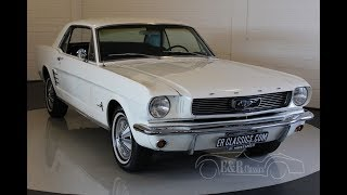 Download Ford Mustang Coupe V8 1966 -VIDEO- ERclassics Video