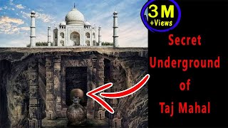 Download Secret UNDERGROUND Zone of Taj Mahal - What's inside? Video