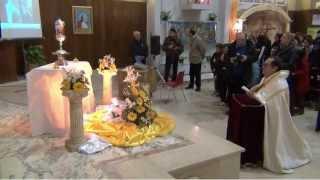 Download Naxos ″Accoglienza Reliquia del Beato Giovanni Paolo II ″ Video