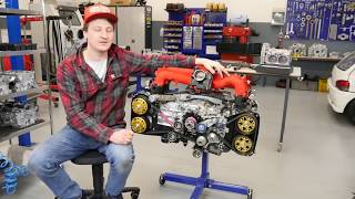 Download 800HP Incredible Subaru Engine Build Part 4 *Finish* l Subi-Performance Video