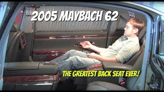 Download Maybach 62 Test Drive (And Ride!) **SOLD** - Video Test Drive with Chris Moran - Supercar Network Video