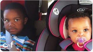 Download Mommy's Pregnancy Surprise Doesn't Impress Little Boy Video