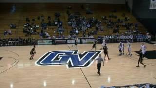 Download GVSU Men's Basketball vs. Ohio Dominican Video