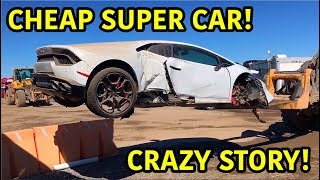 Download Rebuilding A Wrecked Lamborghini Huracan Video