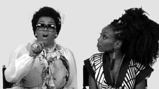 Download Jill Scott & Brandy Talk GROWN WOMAN 'Ish | Centric Inspi[HER] Video