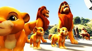Download The Lion King 2017 - SIMBA FAMILY LIVING THE LIFE Video