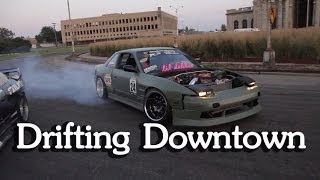 Download Street Drifting in Detroit Video