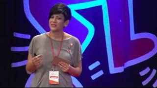 Download In and between: urban creativity in public space | Claudia Konyalian | TEDxTirana Video