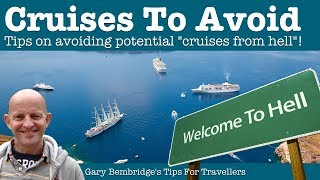 Download 5 Cruises To Avoid And Why. How To Stay Clear From A Cruise From Hell. Video