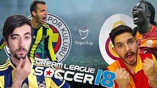 Download Fenerbahçe Vs Galatasaray - Onur İle Dev Derbi - Dream League Soccer 2018 Video