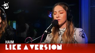 Download HAIM cover Shania Twain 'That Don't Impress Me Much' for Like A Version Video
