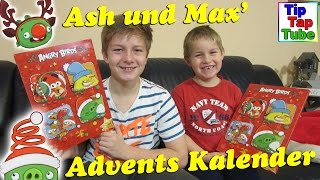 Download Unsere Adventskalender mit Schokolade und Spielzeug das sechste Türchen Nikolaus Kinderkanal Video