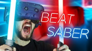 Download AM I A KPOP YET!? | Beat Saber #2 (HTC Vive Virtual Reality) Video