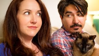 Download Weird Things Pregnant Couples Do With Their Cats Video