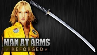 Download Hattori Hanzō Katana (Kill Bill) - MAN AT ARMS: REFORGED Video