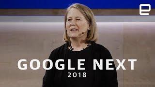 Download Google Cloud Next 2018 in under 12 minutes Video
