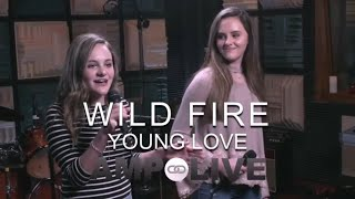 Download Young Love - Original Song by Wild Fire Sister Duo Video
