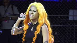 Download Molly Brazy at the 2018 BET Experience Celebrity Dodgeball Game at LA Convention Center in Los Angel Video