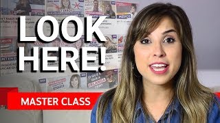 Download How to Make Eye-catching Thumbnails   Master Class #3 ft. Carina Fragozo Video
