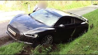 Download CRAZY CAR FAIL COMPILATION, STUPID DRIVING FAILS AUGUST 2017 II Video