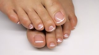Download PEDICURE HYBRYDOWY + SPA krok po kroku | Shellac Pedicure + SPA at home tutorial Video