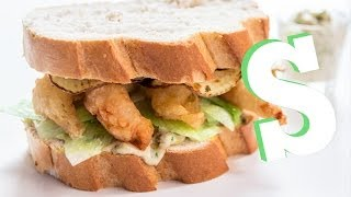 Download Scampi Sandwich Recipe - SORTED Eats Britain Video