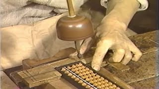Download Incredible Japanese Woodworking Tools Have Used for Soroban Processing - Crazy Ancient Hand Tools Video
