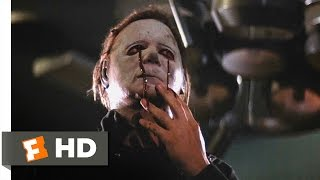Download Halloween II (10/10) Movie CLIP - The Death of Michael Myers (1981) HD Video