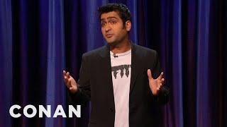 Download Kumail Nanjiani Stand-Up 02/24/11 - CONAN on TBS Video