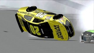 Download Nascar Racing 2003 Reenactment Compilation 1 (200th Video Special) Video