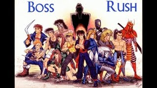 Download Streets Of Rage Remake - Boss Rush Video