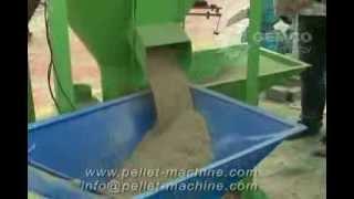 Download ZLSP230B straw pellet mill Video
