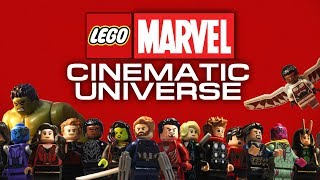 Download The Marvel Cinematic Universe in LEGO: Road to Infinity War Video