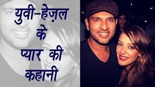 Download Yuvraj Singh-Hazel Keech's love story: Interesting facts about their love life | वनइंडिया हिन्दी Video