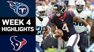 Download Titans vs. Texans | NFL Week 4 Game Highlights Video