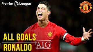 Download Cristiano Ronaldo | All Premier League Goals | WINNER Best Manchester United Player | 1000 PL Video